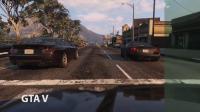 【游侠网】美大学模改《GTA5》真实世界画质滤镜