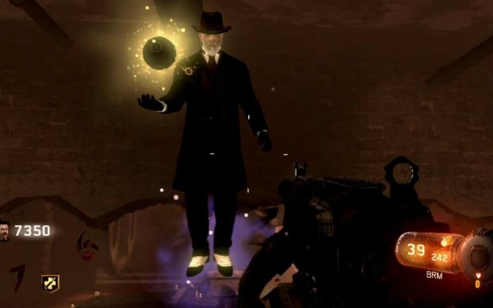 使命召唤12 Shadow of Evil 罪恶之影 全物品制作流程+彩蛋全程 [720P](5)