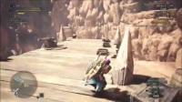 《怪物猎人世界》熔山龙讨伐视频攻略