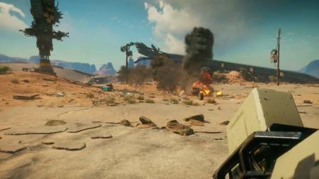 《狂怒2》全武器视频演示