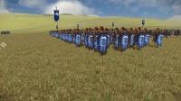 《罗马之全面战争重制版》实机演示