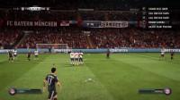 《FIFA18》罗布特卡洛斯任意球教学