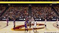 布鲁【NBA2K16】MC生涯模式 月最佳新秀!科比VS詹姆斯湖人骑士(七)