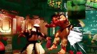 《街头霸王 5》中东格斗家「拉希德」登场 化身沙漠旋风席卷一切!