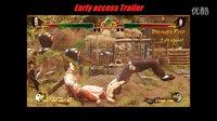 《少林vs武当(Shaolin vs Wutang)》 Early access预告