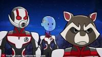 【游侠网】《复仇者联盟4》自制大片 12人合体决战灭霸