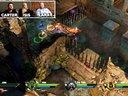 《劳拉和奥西里斯神庙》IGN多人合作试玩视频之一