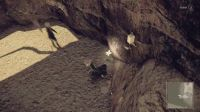 《尼尔:机械纪元》沙漠地区月之泪位置