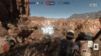卷毛&纯黑《星球大战:前线》PS4版BETA测试 反叛军一样赢!