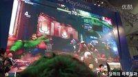 《街头霸王5》全新游戏演示 (1)
