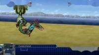 《超级机器人大战T》各机体全武装战斗动画6.ソードフィッシュII (スパイク)全武装