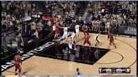 NBA2K16模拟(双加时)马刺VS骑士