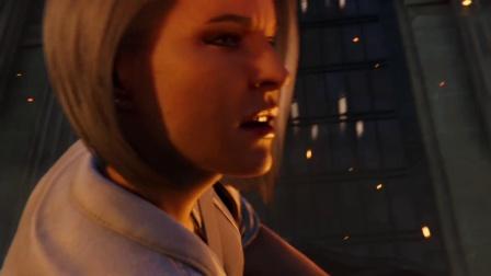《漫威蜘蛛侠》银貂DLC 全流程实况第三期互相猜忌