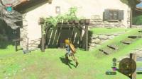 《塞尔达传说荒野之息》买房子及门牌刷木箭攻略