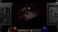 《暗黑2重制版》野蛮人开荒流程1.第一幕 创建角色 清理邪恶洞窟