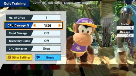 《任天堂明星大乱斗SP》Diddy Kong的进阶玩法