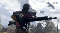 【CoCo电影级】《战地1》01最高难度剧情解说-钢铁猛兽