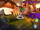 《暗黑战神》操作实录:魔龙逆袭玩法1
