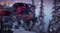 《地平线黎明时分》DLC最高难度击杀守魔化雷霆牙方法视频