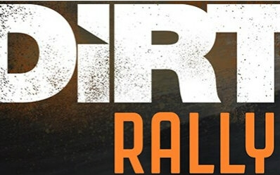 显示屏DirtRally 希腊站SS1 Fourketa Kourva(福特嘉年华WRC)