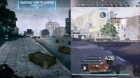【游侠网】《战地》手游与《战地3》同地图画面对比