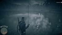 《荒野大镖客2》所有鱼类垂钓攻略合集7.2-2-1 传说小口黑鲈
