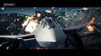 《独立日2》新空战片段 数万架新型战机曝光