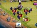 美服《部落战争》游戏设定:5级比卡(Pekka)更新视频
