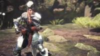 《怪物猎人世界》武器视频解说