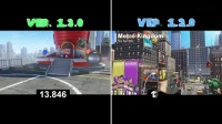 【游侠网】《超级马里奥:奥德赛》VR模式更新加载速度对比