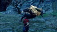 【游侠网】《怪物猎人:崛起》联动《街头霸王》宣传片