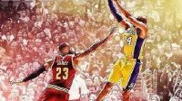 NBA 23vs24 科比詹姆斯最后交手!湖人VS骑士(NBA2K16)