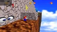 【游俠網】《超級馬里奧64》PC 4K演示