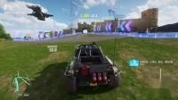 《极限竞速:地平线4》表演赛事:光环
