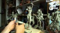 【游侠网】《守望先锋》D.Va雕像