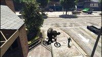 GTA5 BMX新手玩耍
