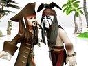 《迪士尼:无限》海盗船长PK印第安人