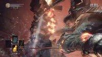 【黑暗之魂3】一无所有之人不升级vs巨人王