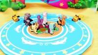 乘风破浪的宝可梦 《宝可梦大探险》史上最强宝可梦出道首秀!