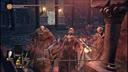 《黑暗之魂3》BOSS战「深みの主教たち」
