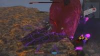 《古剑奇谭3》试玩版全BOSS战合集1.巨型妖魔(眼+核)