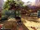 《狙击精英3》PS4版实际演示首曝光