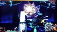 伊苏:塞尔塞塔的树海 BOSS战视频02 因果的伪神