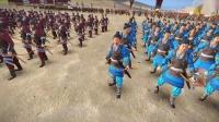 《三国全面战争》曹操与刘备全兵种概览