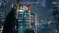 游戏bug集锦《蝙蝠侠:阿卡姆骑士》夜翼克隆bug