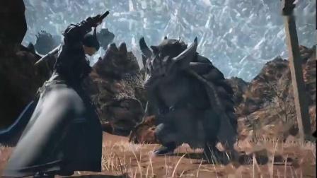 【游侠网】《最终幻想14》新职业枪刃预告