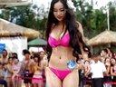2015全球比基尼小姐中国大赛开赛 美腿如林