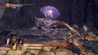 【紫雨carol】《黑暗之魂3》全流程实况09【BOSS战:结晶老者】