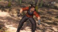 《死或生5最后一战》设计特别赏2015 DLC服装视频