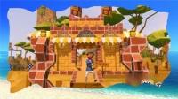 《艾兰岛》——代表未来的沙盒进化网游